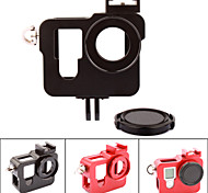 Gopro Accessories Lens Cap / Bags/Case For Gopro Hero 4 Aluminium