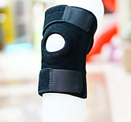Knee Brace Sports Support Joint support / Anti-skidding Climbing / Leisure Sports Black(Single)