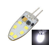 3W G4 Luces LED de Doble Pin Luces Empotradas 12 SMD 2835 100-200 lm Blanco Cálido / Blanco Fresco Regulable DC 12 / AC 12 V 1 pieza