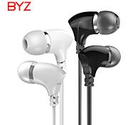 BYZ K16 Ceramic In-Ear (Stereo Heavy Bass) Mobile Phone Headset