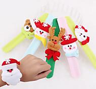 Hand Clasp Christmas Bracelet Ball Christmas Gift Color Random
