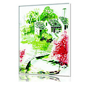DIY Digital Oil Painting  Frame Family Fun Painting All By Myself   Small Bridge  X5048