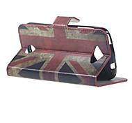 Vintage UK Flag Wallet Leather Stand Case cover for Acer Liquid Z530