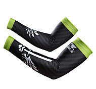 CHEJI Cycling Arm Warmers Unisex BikeBreathable / Ultraviolet Resistant / Antistatic / Static-free / Lightweight Materials /