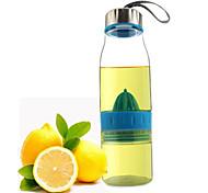500ml Lemon Juice Cup Heatproof Glass Cup Transparent Large Capacity Fruit Juice Kettle Plastic Cups Portable