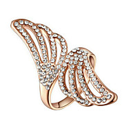 Alloy Ring Fascinators Wedding / Party / Daily / Casual / Sports 1pc