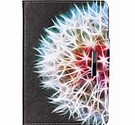 sphärische Sprühbild pu Tablet Kasten für ipad mini 1/2/3