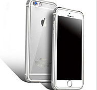 alliage d'aluminium coquille de mobile de châssis mince pour Apple iPhone6