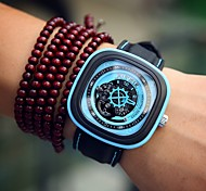 Creative personality dial watch
