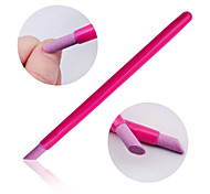1Pcs Hot Nail Care Tool NailGrinding Quartz Rod Peeling Refers To The Edge Tool