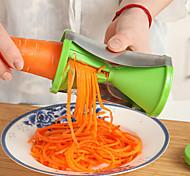 1 ед. Овощечистка & Терка For Для овощного / Для фруктов Пластик Творческая кухня Гаджет / Экологичность / Высокое качество