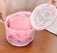 Folding Underwear Nursing Bra Wash Basket