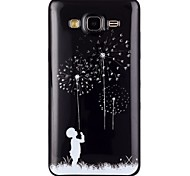 Dandelion Pattern TPU Phone Case for Galaxy On5/Galaxy On7/Galaxy J3