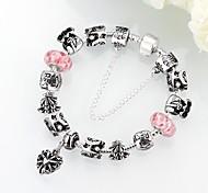 Bracelet Chain Bracelet Tassels / Fashion / Bohemia Style Wedding / Party / Daily / Casual Jewelry Gift Silver,1pc