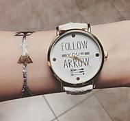 Arrow Watch Women Watches Leather Watch Boyfriend Watch Ladies Watch Quotes Bohemian Watch