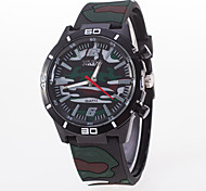 Men's Watch Camouflage Sport Watch