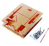 Case Enclosure Transparent Acrylic Box Clear Cover for Arduino Uno R3 Board R3