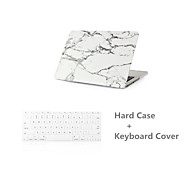 "New Super Cool Marble Rubberized Hard Case  Cover + Keyboard Cover for Macbook Air 11""/13"""
