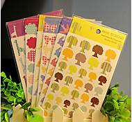 Bonito - Papel - Etiquetas y cintas