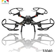 muffa re 33040 2.4ghz 4 canali a 6 assi 360 ribalta rc quadcopter drone