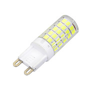 Marsing G9 8W 600lm 64-SMD 2835 Warm White / Cool White 3000K/6000K Light LED Bi-pin Bulb(AC220-240V)