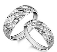 Alloy Ring Couple Rings Party / Daily / Casual / Sports 1pc