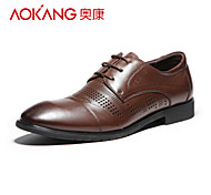 Aokang Men's Leather Oxfords