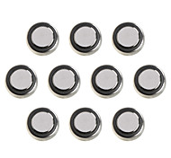 SSUO AG0/LR521/LR69/379 1.5V Alkaline Cell Button Batteries (10 PCS)