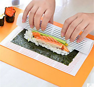 Sushi Tool For Rice Stainless Steel Creative Kitchen Gadget