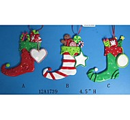 Christmas Socks Soft Accessories 3 Pieces