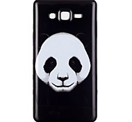 Panda Pattern TPU Phone Case for Galaxy On5/Galaxy On7/Galaxy J3