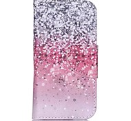 Red Sky Painted PU Phone Case for ipod touch5/6