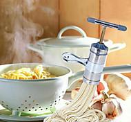espremedor máquina de macarrão de aço inoxidável