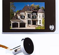 Wireless Photographed 3.5 Hands-free 2.0 mega pixel camera resolution One to One video doorphone