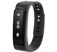 deporte rastreador de actividad reloj inteligente Bluetooth v4.0 inteligente pulsera / podómetro / monitor de sueño / reloj despertador