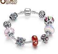 Fashion mix-and-match 925 bracelet beads diy beads