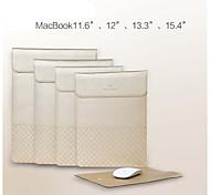 """11.6""""12""""13.3"""" 15.4""""Universal Backpack Single Shoulder Laptop Bag Briefcase File Package Leisure Bag for MacBook"""