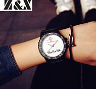 Women's Fashion Personality Quartz Leather Analog  Sport Watch(Assorted Colors)