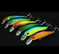 Anmuka Minnow Crank 8.9g 8.5cm 6pcs 85*40*30 Sea Fishing / Boat Fishing / General Fishing
