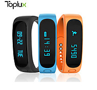 Activity Tracker Sport Smart watch Toplux E02 intelligent bracelet waterproof pedometer bluetooth sleep android ios