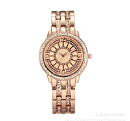 Fashion Women'S Watches Crystal Bracelets Analog Quartz Watches  (Assorted Colors)