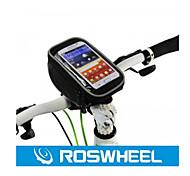 Handy-Tasche / Fahrradlenkertasche / Fahrradtasche Wasserdicht / tragbar / Touchscreen / Telefon/Iphone Radsport PU Leder / PVC / Terylen