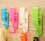 Hooks Toilet / Bathtub / Shower Plastic Multi-function