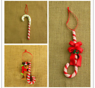 All kinds Of Christmas Soft Stick Accessories 3 Pieces