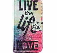 Sea Life Painted PU Phone Case for Galaxy J1 Ace/J2/J1