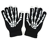 Bones claw Three Fingers Touch Screen Gloves for Huawei,iPhone, iPad and All Touchscreen Devices