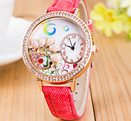 Woman Peacock Wrist  Watch