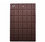 3D Chocolate Silicone Soft Cover Case with iPad Mini 3/2/1