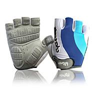 WEST BIKING® Outdoor Riding Mountain Bike Short Finger Gloves Half Finger Gloves Men
