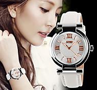 Women's Luxury Classic Leather Quartz Watch